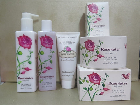 Crabtree & Evelyn Rosewater Gift Set