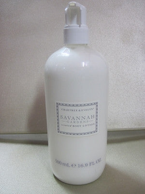 Crabtree & Evelyn Savannah Gardens Body Lotion 16.9 oz