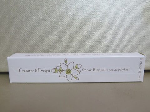 Crabtree & Evelyn Snow Blossom Eau De Parfum 0.3 oz. - Discontinued Beauty Products LLC