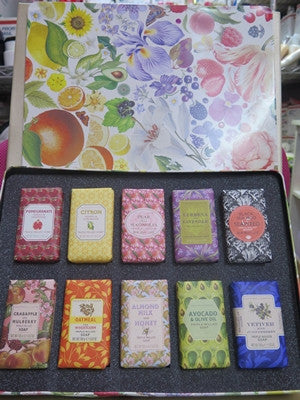 Crabtree & Evelyn Soap Gift Set