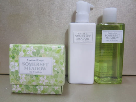Crabtree & Evelyn Somerset Meadow Gift Set
