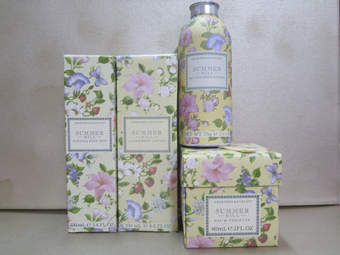 Crabtree & Evelyn Summer Hill Gift Set