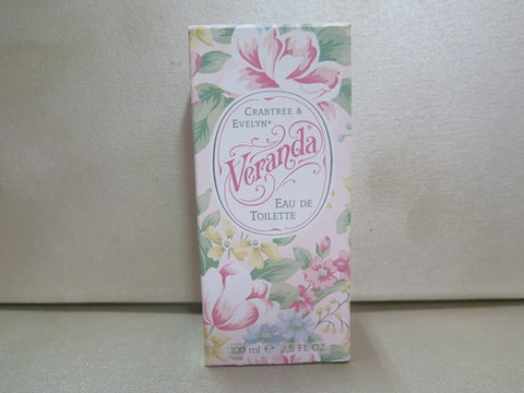 Crabtree & Evelyn Veranda Eau De Toilette 3.5 oz.