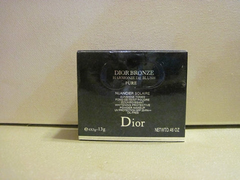 Dior Bronze Powder Makeup Beige Clair .46 oz. - Discontinued Beauty Products LLC