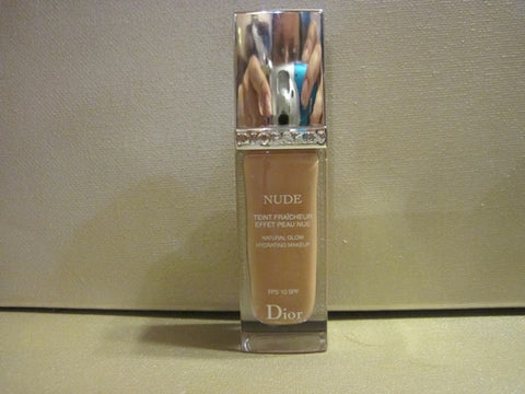 Dior Natural Glow Hydrating Makeup #50 Nude 1 oz. - Discontinued Beauty Products LLC