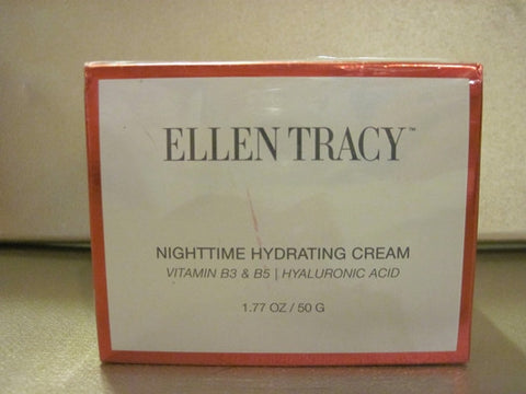 Ellen Tracy Nightime Hydrating Cream 1.77 oz. - Discontinued Beauty Products LLC
