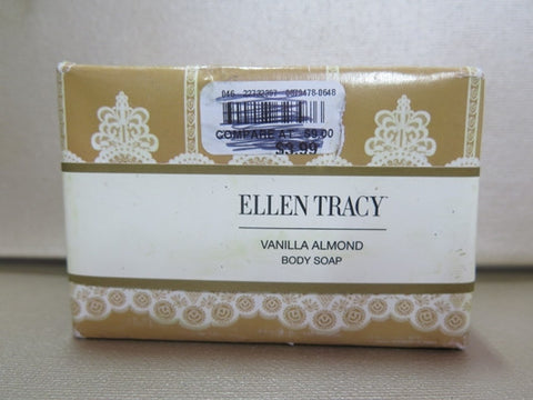 Ellen Tracy Vanilla Almond Body Soap 10.5 oz. - Discontinued Beauty Products LLC