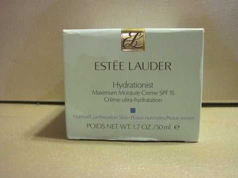Estee Lauder Hydrationist Maximum Moisture Cream 1.7 oz. - Discontinued Beauty Products LLC