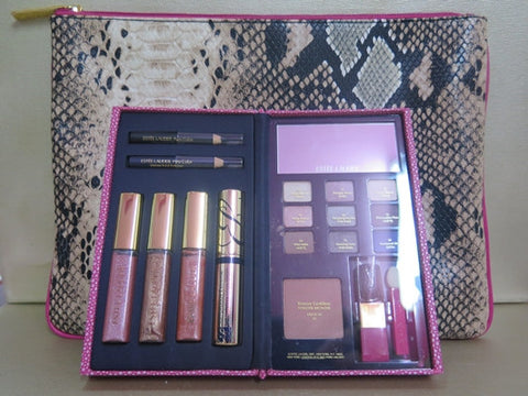 Estee Lauder Makeup Bag Gift Set - Discontinued Beauty Products LLC
