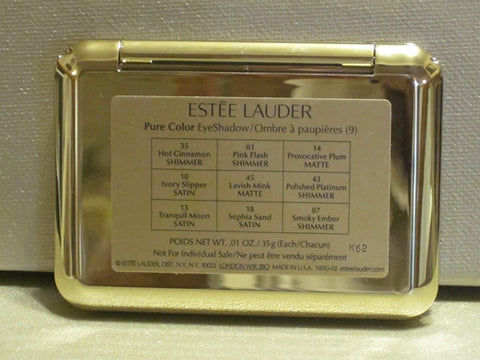 Estee Lauder Pure Color Eyeshadow .01 oz. - Discontinued Beauty Products LLC