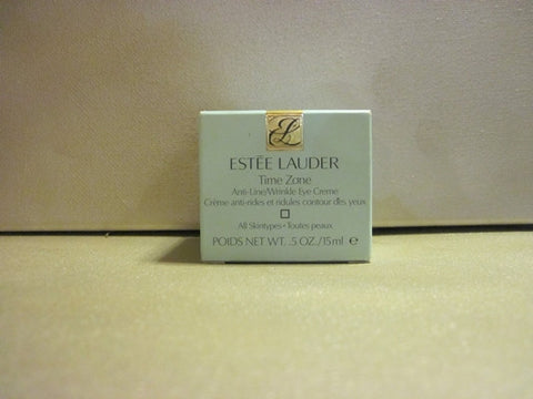 Estee Lauder Time Zone Anti-Line Wrinkle Eye Cream 0.5 oz. - Discontinued Beauty Products LLC