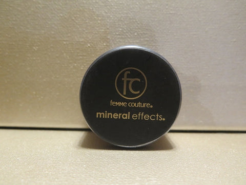 Femme Couture Mineral Effects Loose Mineral Makeup Fairly Light 0.16 oz. Misc. - Discontinued Beauty Products LLC