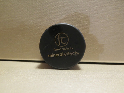 Femme Couture Mineral Effects Loose Mineral Makeup Tan .16 oz. Misc. - Discontinued Beauty Products LLC