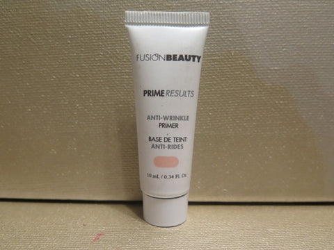 Fusion Beauty Prime Results Anti-Wrinkle Primer 0.34 oz. - Discontinued Beauty Products LLC