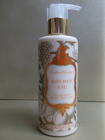 Crabtree & Evelyn Golden Fig Silkening Body Nectar 8.5 oz. - Discontinued Beauty Products LLC