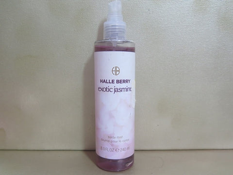 Halle Berry Exotic Jasmine Body Mist 8 oz. Misc. - Discontinued Beauty Products LLC