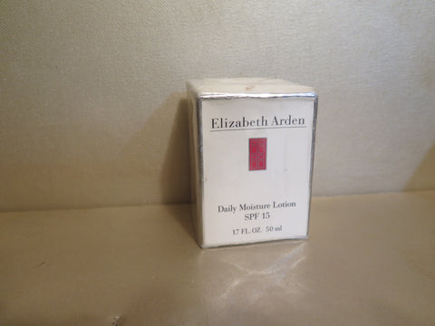 ELIZABET ARDEN DAILY MOISTURE LOTION - Discontinued Beauty Products LLC