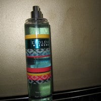 BATH & BODY WORKS ENDLESS WEEKEND MIST - Discontinued Beauty Products LLC