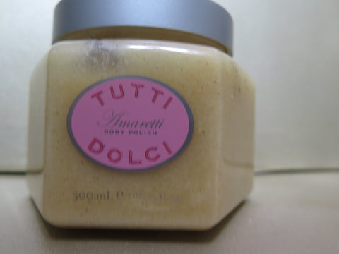 Tutti Dolci From Bath & Body Works AMARITTI  BODY POLISH