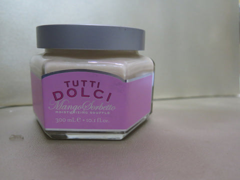 Tutti Dolci From Bath & Body Works MANGO SORBETTO SOUFFLE 10.1 oz