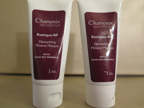 CHAMONIX SPA COLLECTION MINERAL MASQUE X 2 - Discontinued Beauty Products LLC