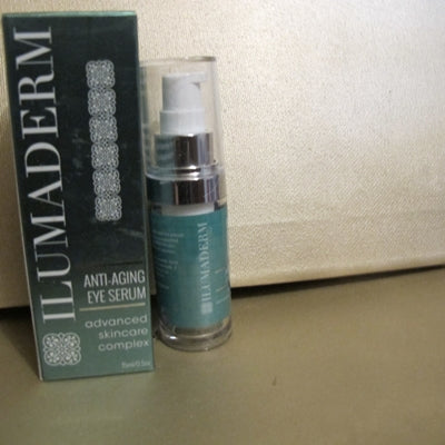 ILUMADERM ANTI-AGING EYE SERUM - Discontinued Beauty Products LLC