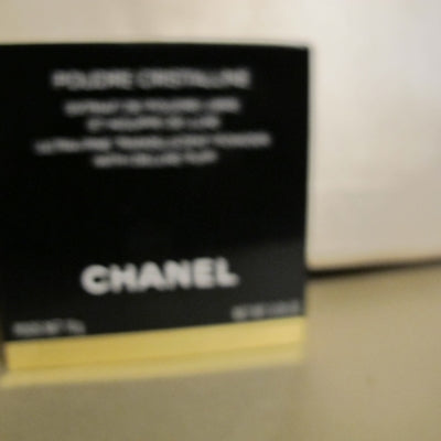 CHANEL TRANSLUCENT POWDER DELUXE PUFF - Discontinued Beauty Products LLC