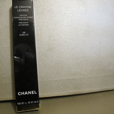 CHANEL CRAYON LIP DEFINER RUBLLITE - Discontinued Beauty Products LLC