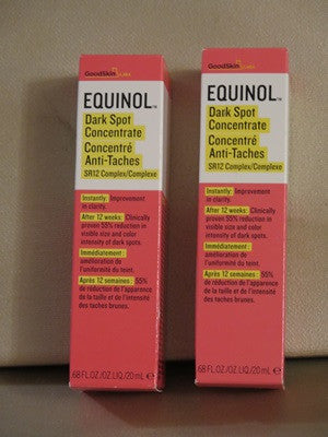 Goodskin (an Estee Lauder Company) Equinol Dark Spot Concentrate X 2 Boxes - Discontinued Beauty Products LLC