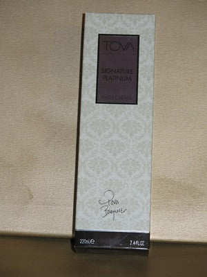 Tova  Beverly Hills Signature Platinum Bath Cream Great Gift!!
