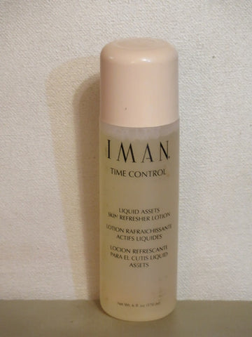 IMAN TIME CONTROL REFRESHER LOTION - Discontinued Beauty Products LLC