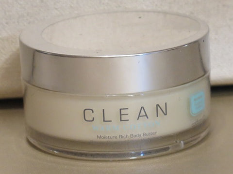 CLEAN RICH BODY BUTTER - Discontinued Beauty Products LLC
