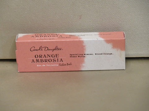CAROLS DAUGHTER ORANGE AMBROSIA EDT - Discontinued Beauty Products LLC