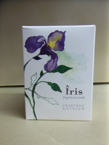 Crabtree & Evelyn Iris Fragranced Candle - Discontinued Beauty Products LLC