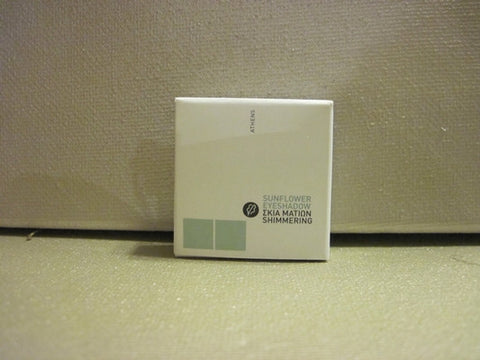 Korres Eyeshadow #42S Green White .06 oz.