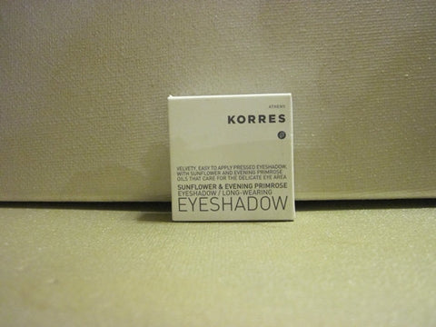 Korres Eyeshadow #75 Purple .06 oz.