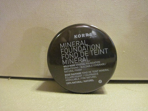 Korres Mineral Foundation Fair .29 oz.