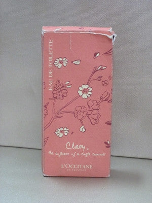 L'Occitane Cherry Eau De Toilette 2.5 oz