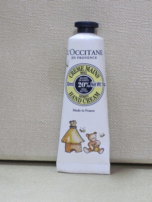 L'Occitane Honey Hand Cream 1 oz - Discontinued Beauty Products LLC