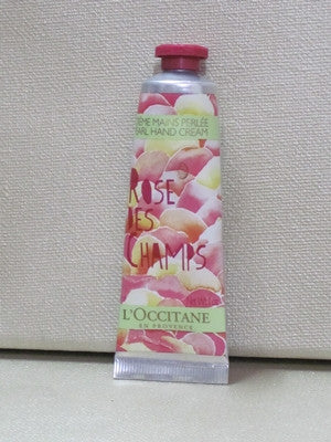 L'Occitane Rose des Champs Hand Cream 1 oz - Discontinued Beauty Products LLC