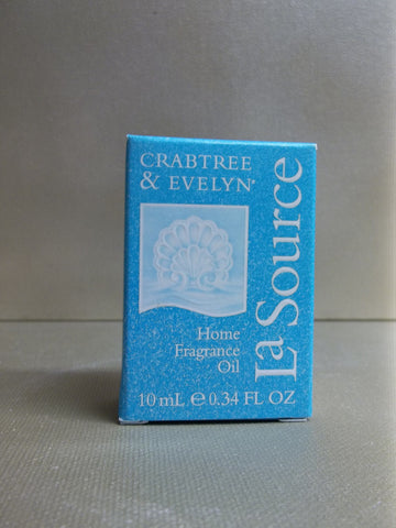 Crabtree & Evelyn La Source Home Fragrance Oil 0.34 oz. - Discontinued Beauty Products LLC