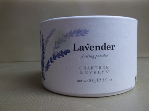 Crabtree & Evelyn Lavender Dusting Powder 3 oz. - Discontinued Beauty Products LLC