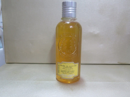 Le Couvent Des Minimes Comforting Shower Gel With Honey Amp Shea 8 4 Oz Discontinued Beauty