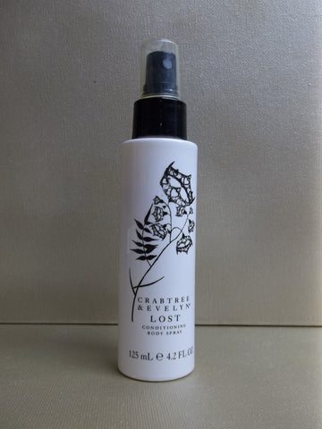 Crabtree & Evelyn Lost Conditioning Body Spray 4.2 oz. - Discontinued Beauty Products LLC