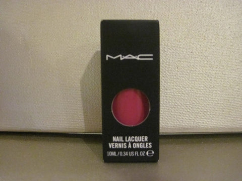 MAC Nail Laquer Girl About Town .34 oz.