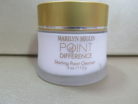 Marilyn Miglin Point of Difference Starting Point Cleanser 4 oz. Misc.