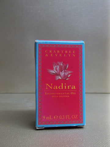 Crabtree & Evelyn Nadira Environmental Fragrance Oil 0.3 oz. - Discontinued Beauty Products LLC