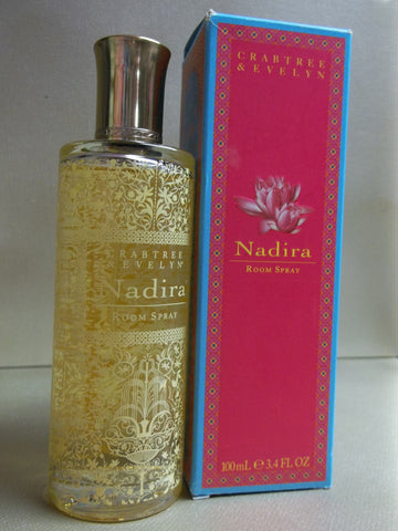 Crabtree & Evelyn Nadira Room Spray 3.4 oz. - Discontinued Beauty Products LLC