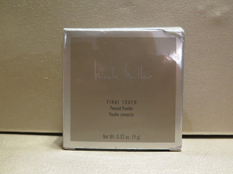 Nicole Miller Final Touch Pressed Powder Spice 0.32 oz. Misc.