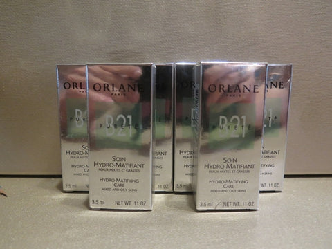 Orlane B21 Hydro-Matifying Care Set of 6 0.11 oz. each
